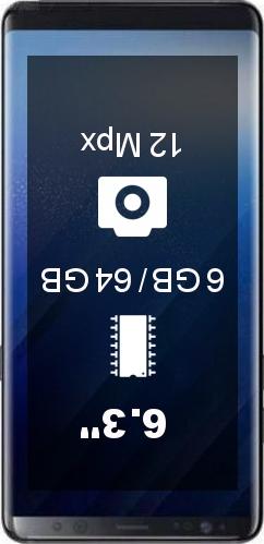 Samsung Galaxy Note 8 N-950FD Dual SIM 64GB smartphone