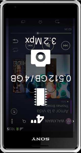 SONY Xperia E1 Dual smartphone
