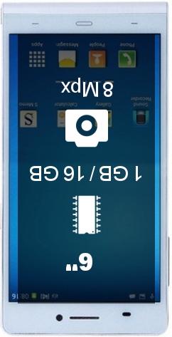Ulefone P6 1GB16GB smartphone