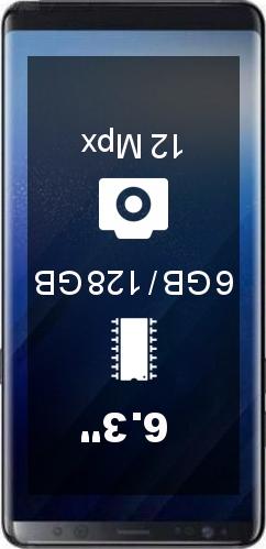 Samsung Galaxy Note 8 N-950FD Dual SIM 128GB smartphone