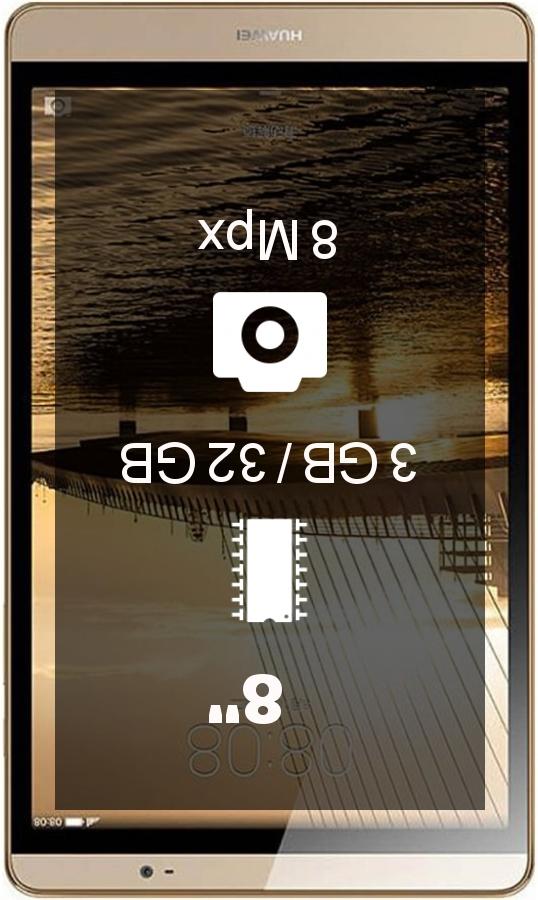 Huawei MediaPad M2 8.0 4GB 64GB Wifi tablet
