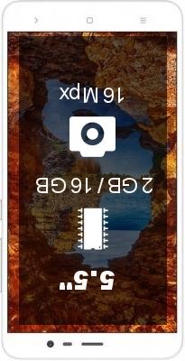 Xiaomi Redmi Note 3 Special edition 2GB 16GB smartphone