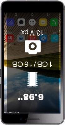 Lenovo Phab Dual SIM smartphone