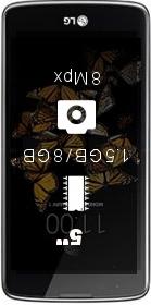 LG K8 K350E smartphone