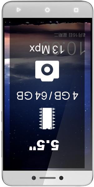 LeEco (LeTV) Letv Cool 1 4GB 64GB smartphone