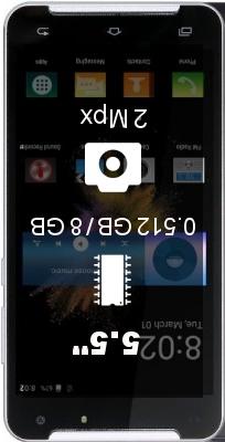 Amigoo R300 X smartphone