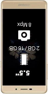 Coolpad Sky 3 3GB 16GB smartphone