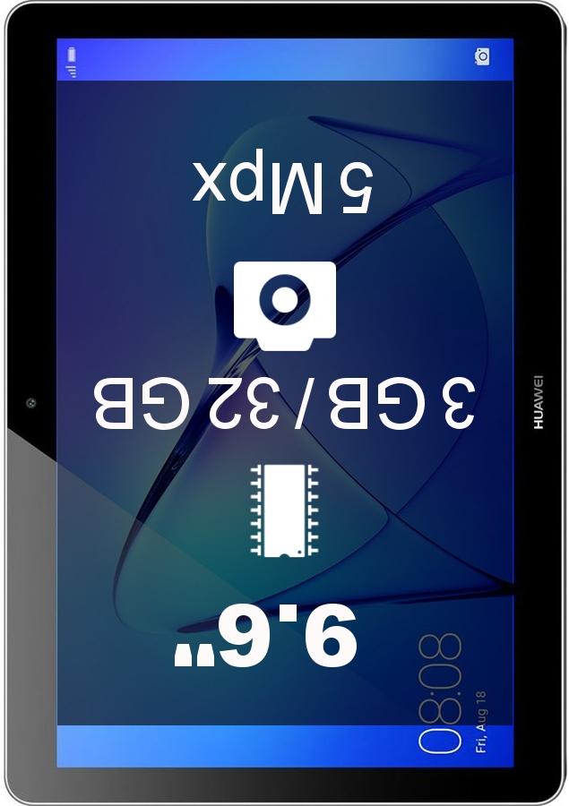 Huawei MediaPad T3 10 3GB 32GB tablet