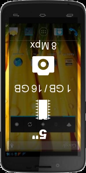 BQ Aquaris 5 Blanco smartphone