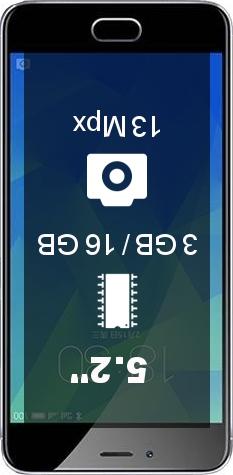 MEIZU m5s 16GB smartphone