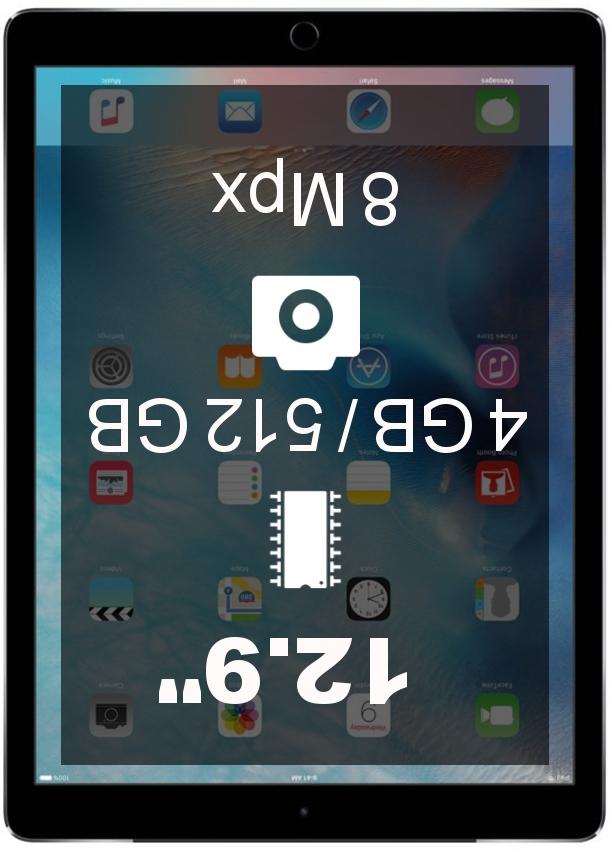 """Apple iPad Pro 12.9"""" 512GB Wi-Fi tablet"""