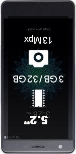ZTE Blade V8 3GB 32GB smartphone