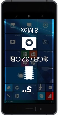 Lenovo 503LV smartphone