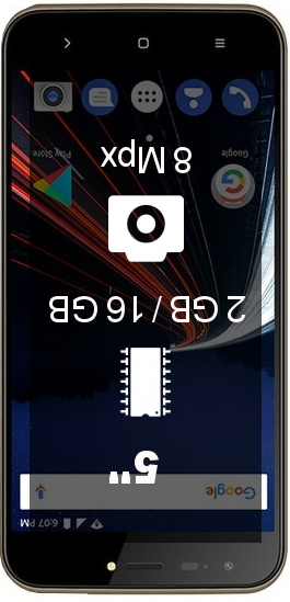 Ulefone S7 2GB 16GB smartphone