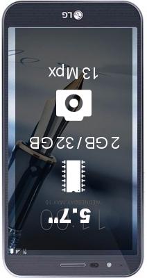 LG Stylo 3 Plus TP450 smartphone