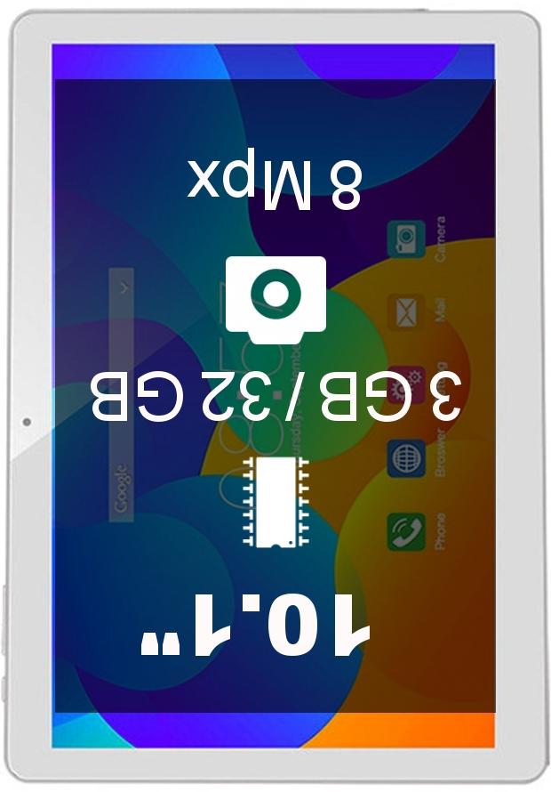 Cube T10 Plus tablet