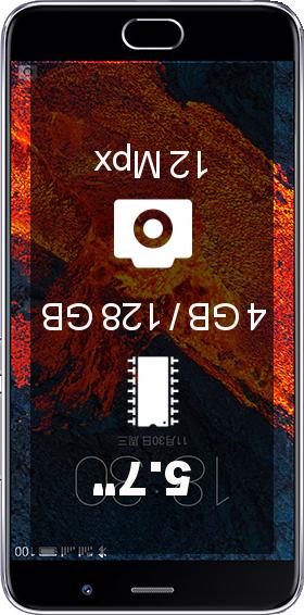 MEIZU Pro 6 Plus 128GB smartphone