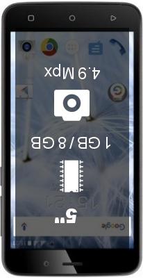 Fly Cirrus 6 smartphone