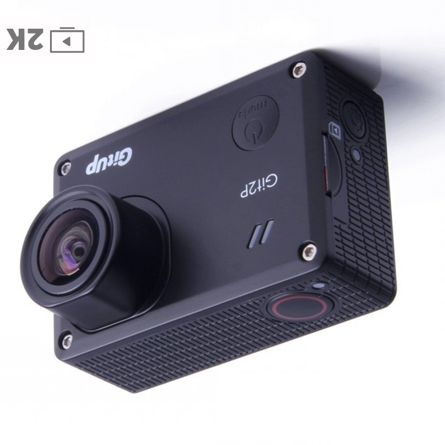 GitUp Git2P Pro action camera