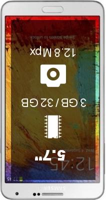 Samsung Galaxy Note 3 N9005 LTE 32GB smartphone