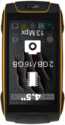 MyPhone Hammer Axe M smartphone