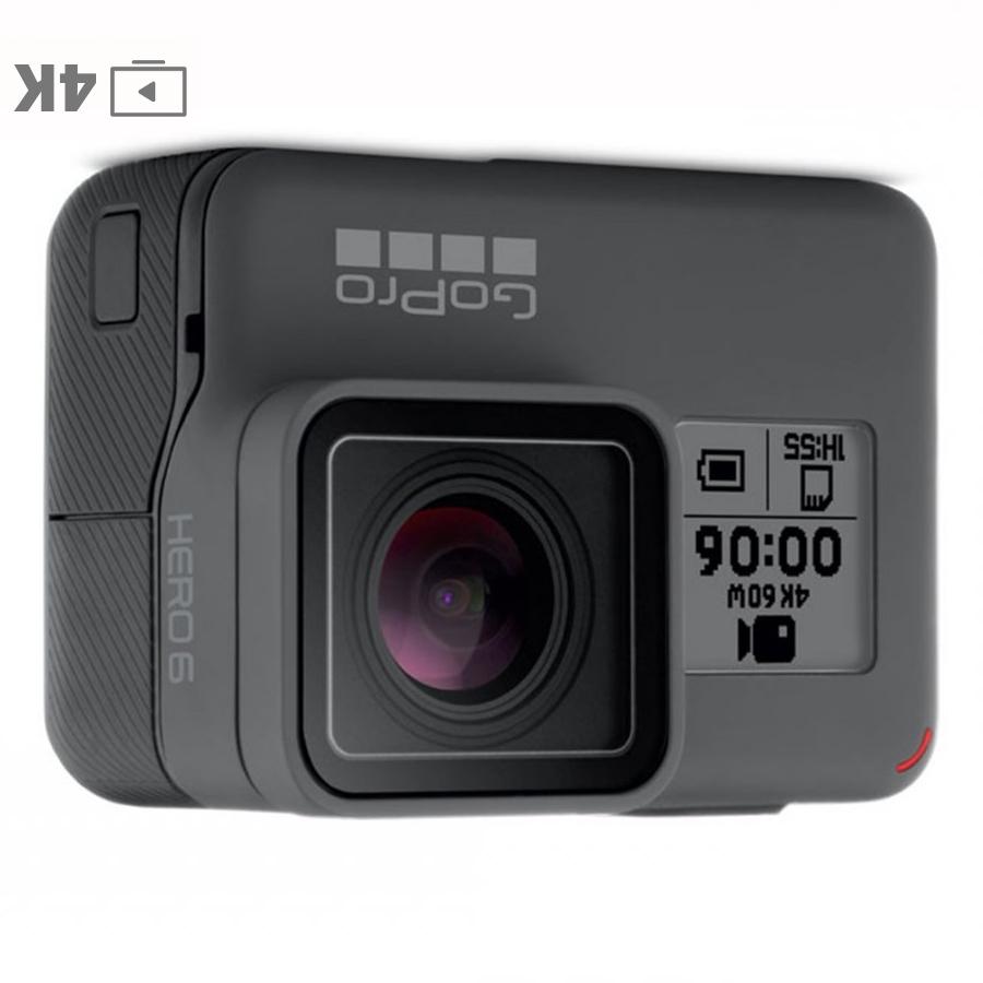 GoPro HERO6 action camera