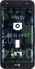 LG Optimus G Pro 2GB 16GB smartphone
