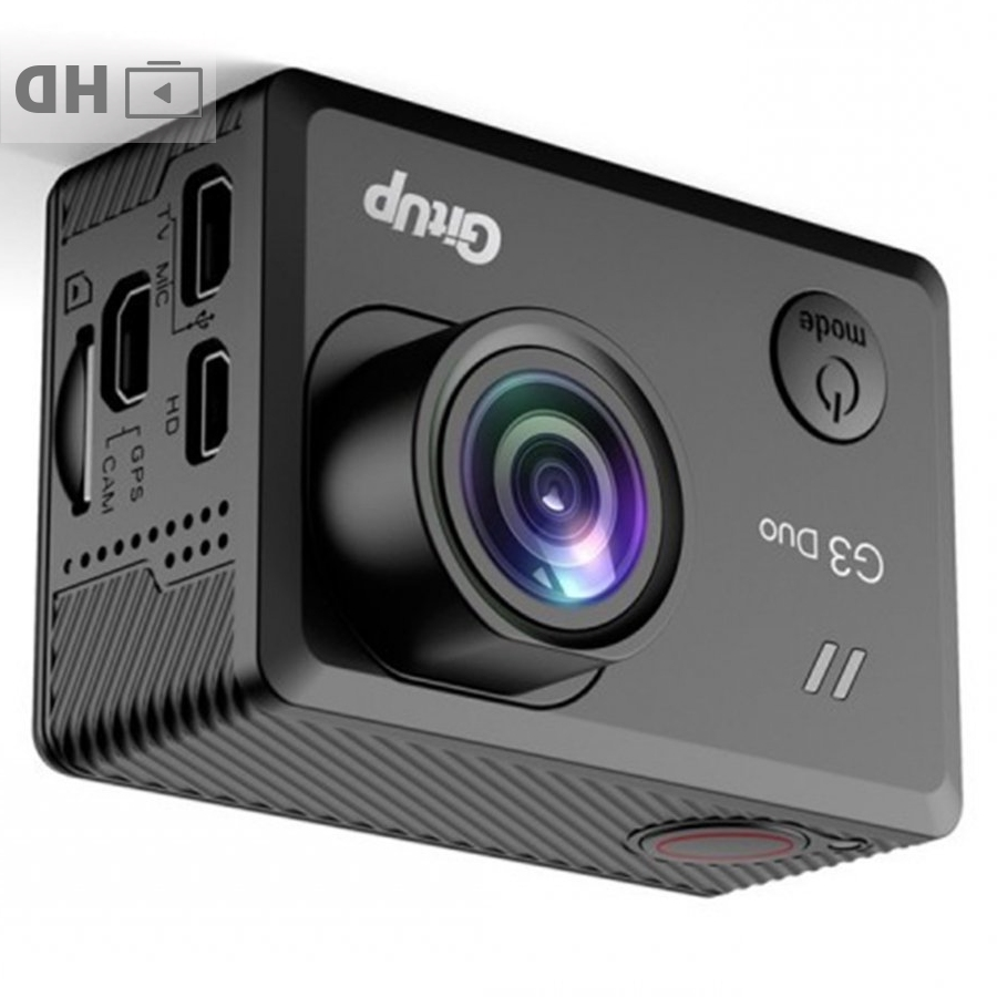 GitUp G3 DUO action camera