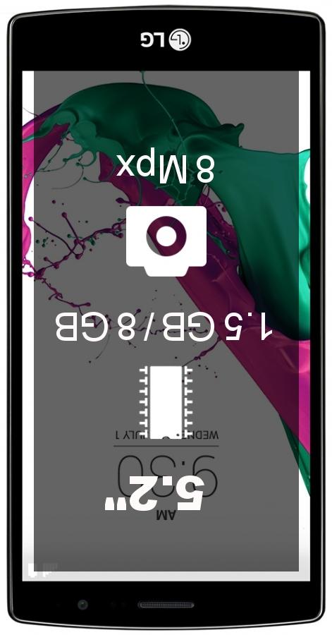 LG G4 Beat smartphone