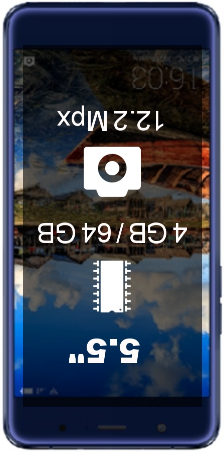 HiSense A2 Pro smartphone