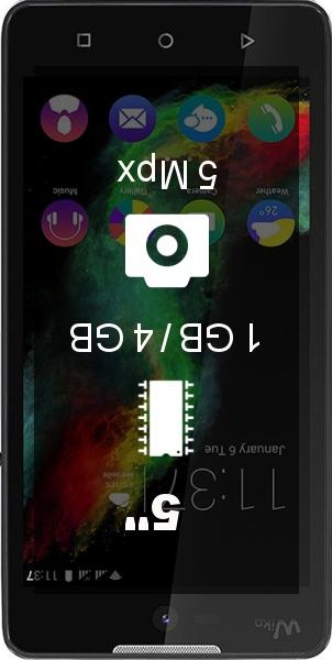 Wiko Rainbow Lite 4G smartphone
