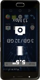Panasonic Eluga Ray X smartphone