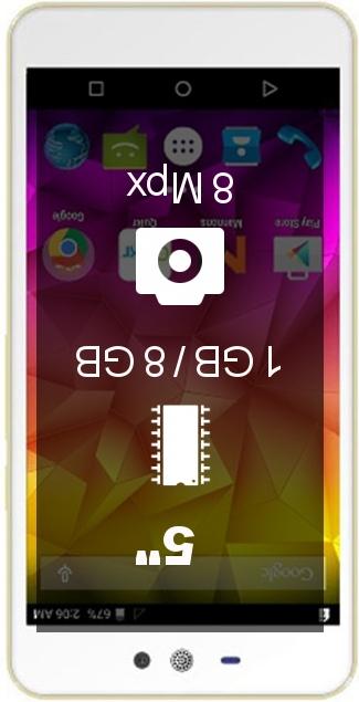 Micromax Canvas Selfie Lens Q345 smartphone