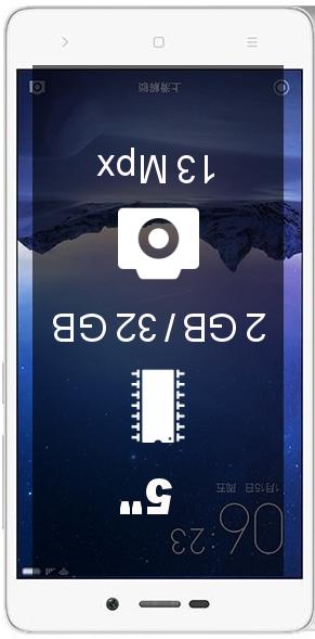 Xiaomi Redmi 3X2GB 32GB smartphone