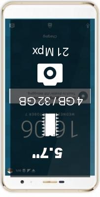 DOOGEE F7 Pro smartphone