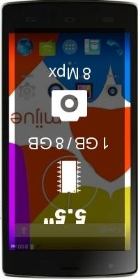 Mijue L100 smartphone