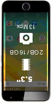Prestigio Grace R7 smartphone