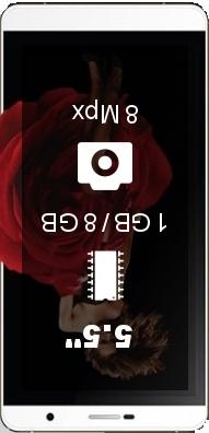 Laude Mars M7 smartphone