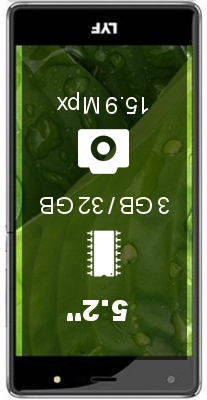 Lyf F1S smartphone