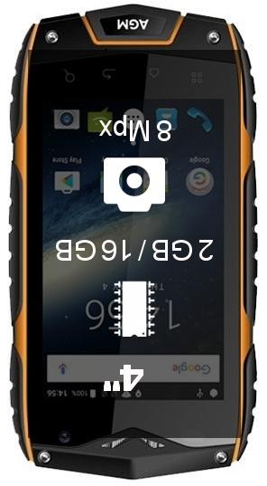 AGM A7 smartphone