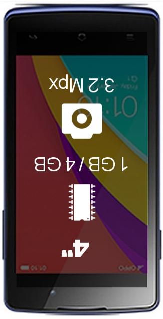 Oppo Joy Plus smartphone