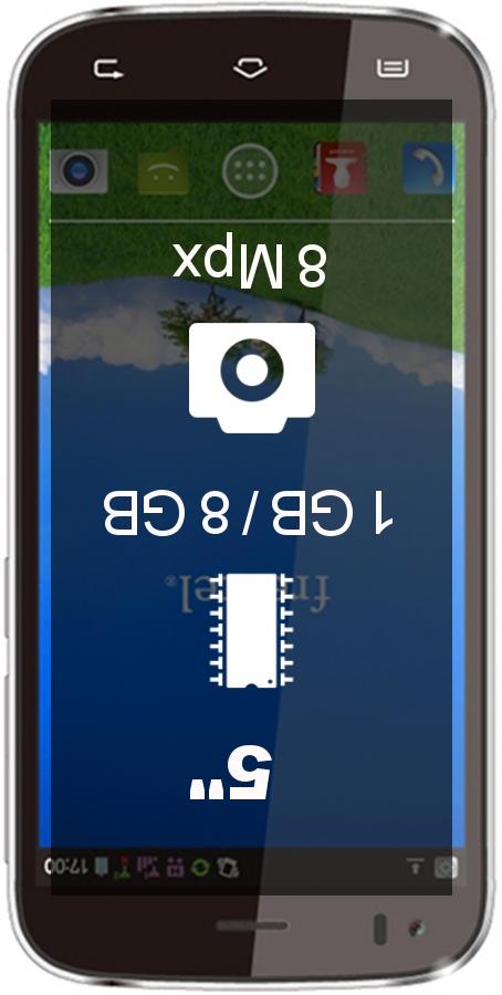Freetel nico smartphone