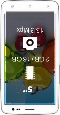 INew I4000s smartphone