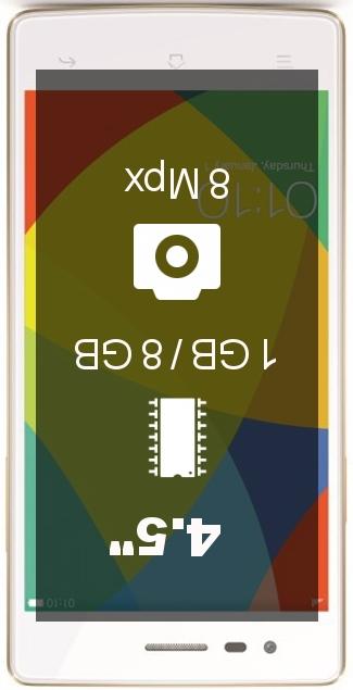 Oppo Neo 5s smartphone