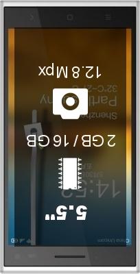 Elephone P2000 smartphone