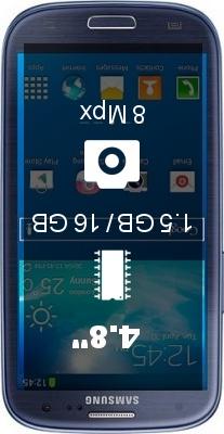 Samsung Galaxy S3 Neo smartphone