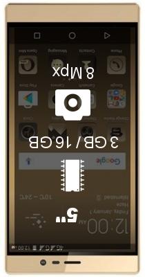 QMobile Noir E1 smartphone