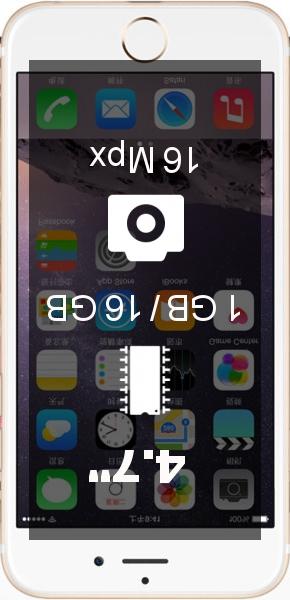 NO.1 I6 smartphone