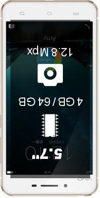 Vivo X6 Plus smartphone