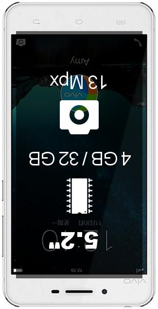 Vivo X6L smartphone